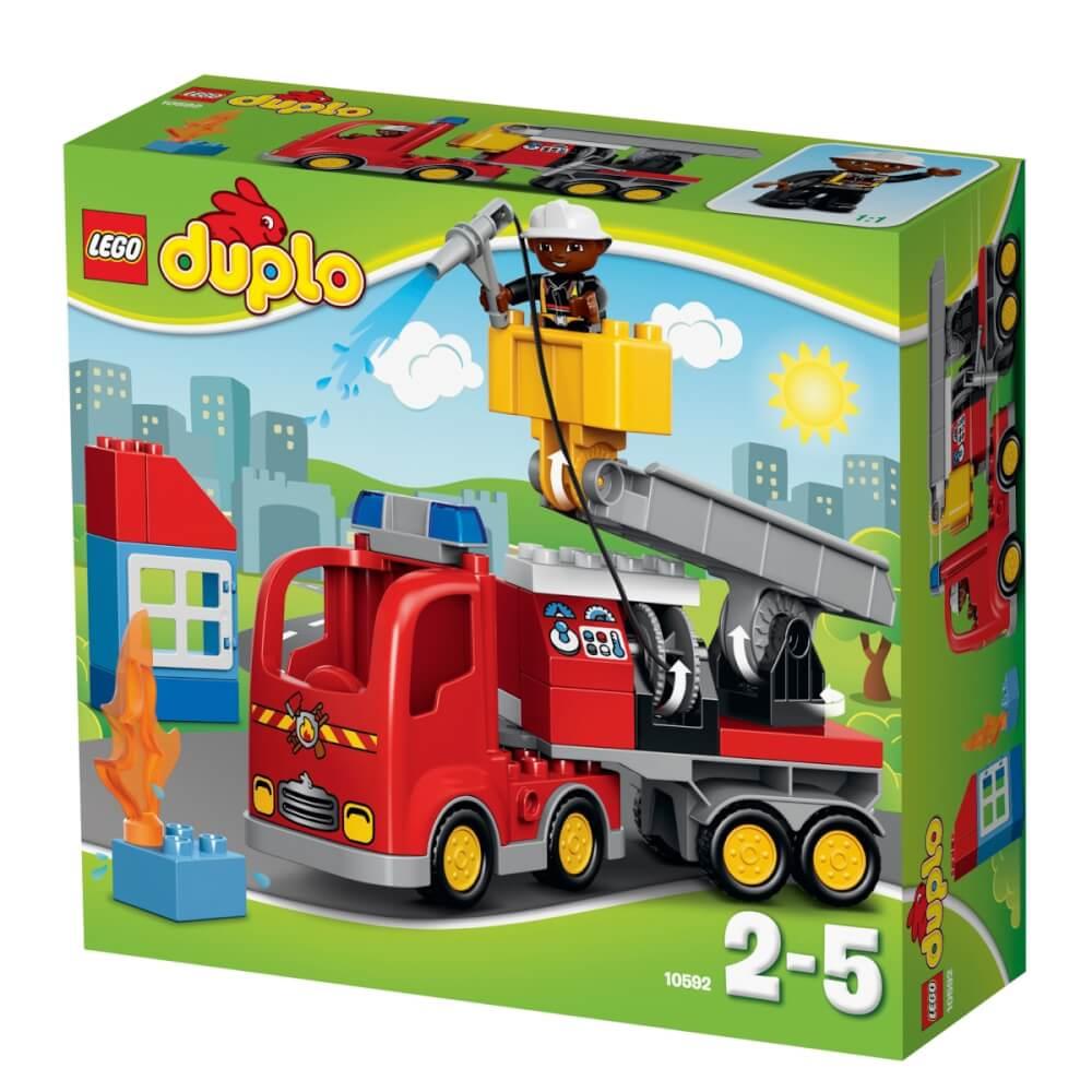Lego Duplo 10592 Löschfahrzeug 26 Teile 26 Teile 10592 Jetzt