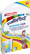 edding Funtastics Window Fun Marker 5er Set