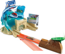 Mattel FNB21 Hot Wheels City Hai-Strand-Attacke