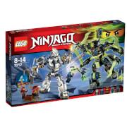 LEGO® NINJAGO 70737 Titanroboter gegen Mechenstein