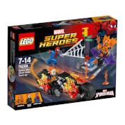 LEGO® Marvel Super Heroes 76058 Spider-Man: Ghost Riders Verbündete