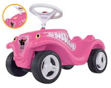 BIG-BOBBY-CAR Princess pink / weiss