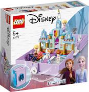 LEGO® Disney Princess 43175 Annas und Elsas Märchenbuch