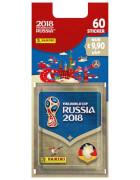 FIFA World Cup Russia 2018 Sticker-Blister, 12 Tüten