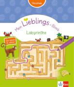 Mein Lieblingsblock - Labyrinthe