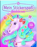 Ravensburger 55742 Mein Stickerspaß: Einhörner - H 19