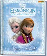 Disney Frozen - Die Eiskönigin Freundebuch: Meine Freunde
