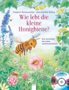 Arena - Wie lebt die kleine Honigbiene? Lesebuch, 32 Seiten, ab 4-6 Jahren