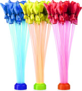 Bunch O Ballons Wasserbomben (100 St.) inkl. Adapter, ab 3 Jahre
