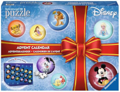 Ravensburger 11676 Puzzleball Disney Adventskalender I