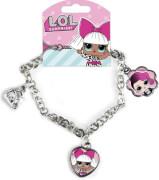L.O.L Surprise Armband, mit 3 Charms